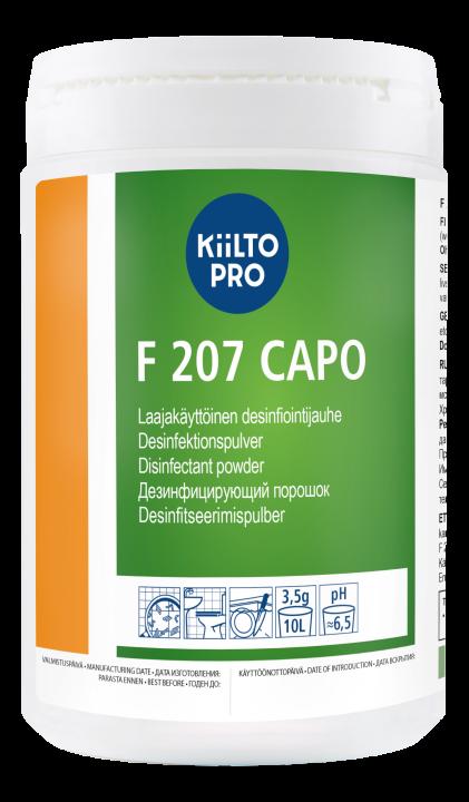 F 207 Capo