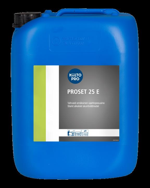 PROSET 25 E