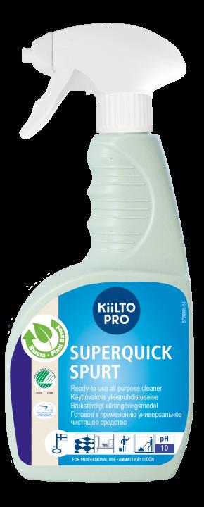 Kiilto Superquick Spurt