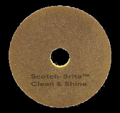 Scotch-Brite Clean & Shine Floor cleaning pad