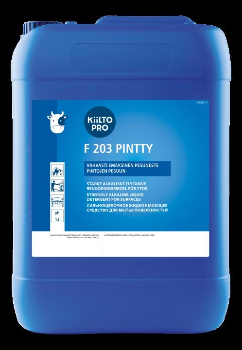 F 203 Pintty