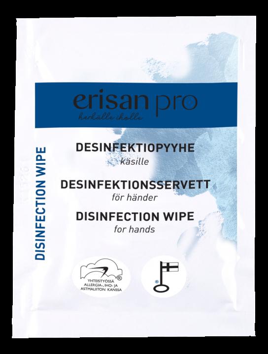 Erisan Desinfektiopyyhe