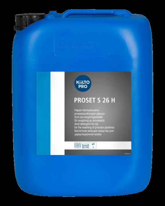 PROSET S 26 H