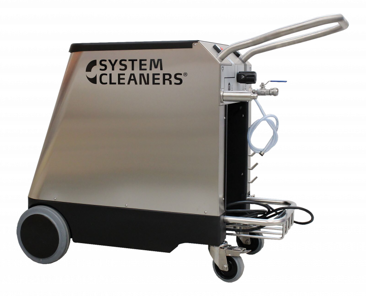 Voyager-pesuyksikkö