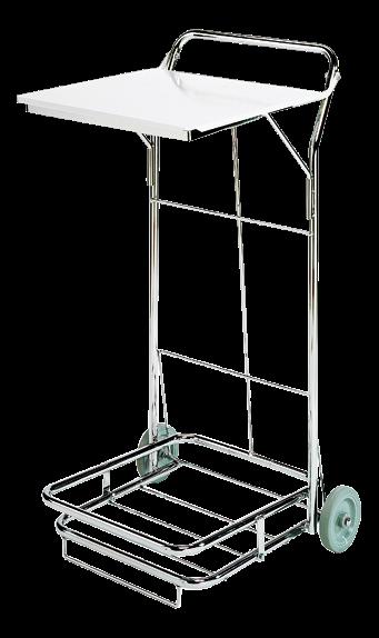 Prima waste trolley