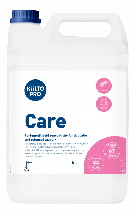 Kiilto Care Liquid Textile Wash
