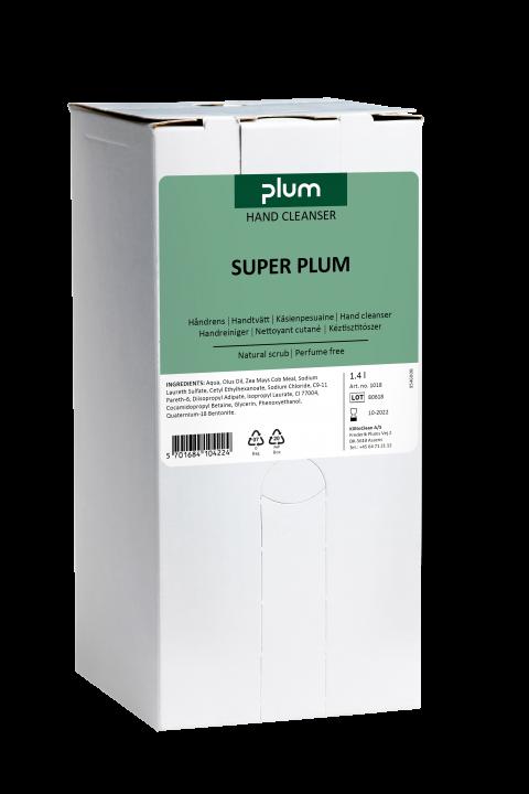 Plum Super Plum håndrens 1400 ml BIB