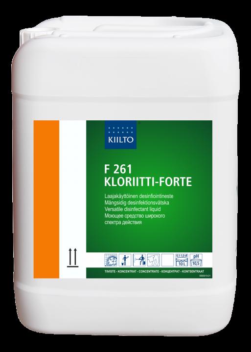 F 261 KLORIITTI-FORTE