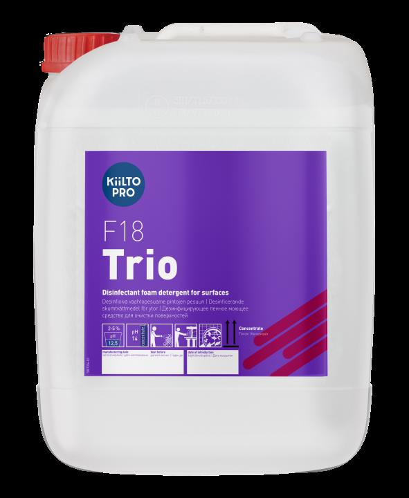 F 18 Trio