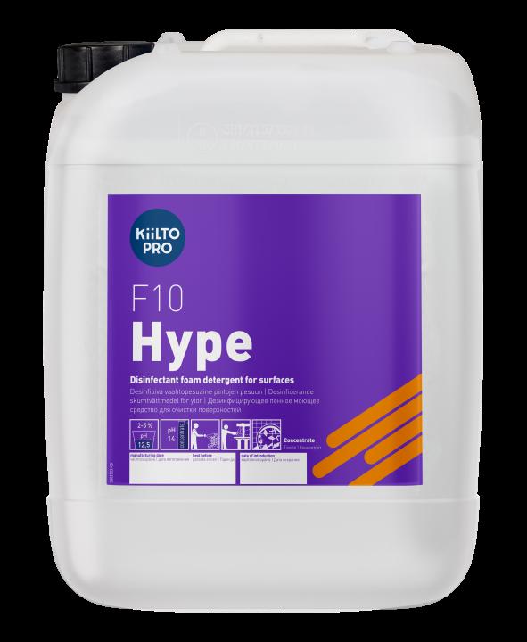 F 10 Hype