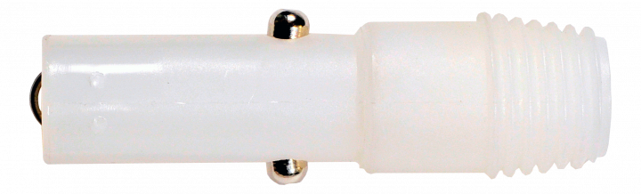 Spiral connector for handle