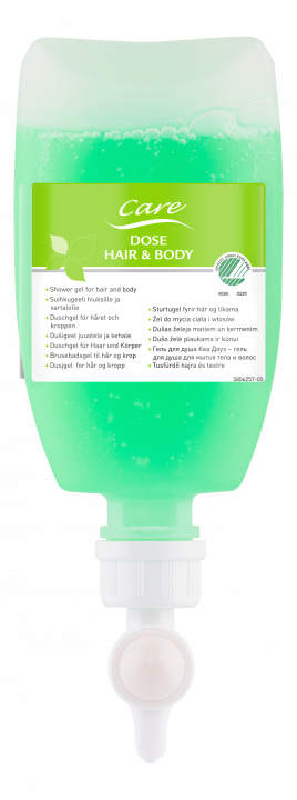 Care Dose Hair & Body