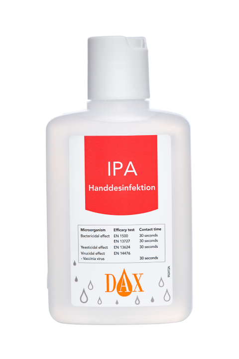 DAX IPA Handdesinfektion