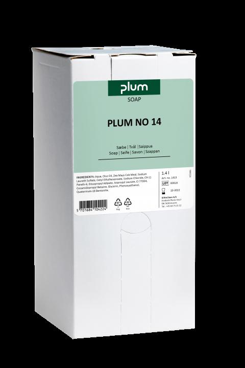 Plum No. 14