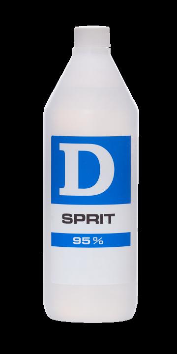 D-sprit 95% 1 liter