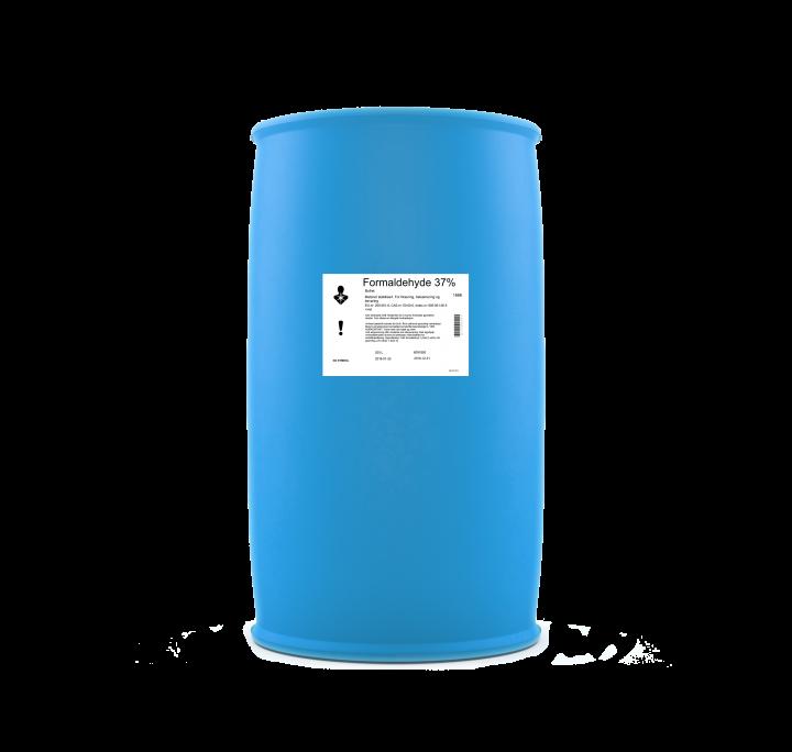 Formaldehyd 35%/konsentrert formalin 200 liter
