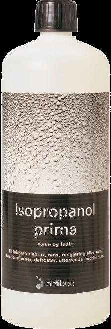 Isopropanol prima 1 liter