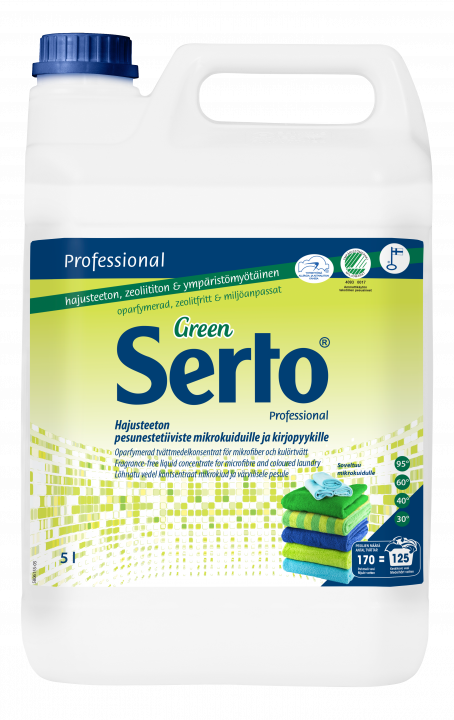 Serto Green Concentrated Liquid