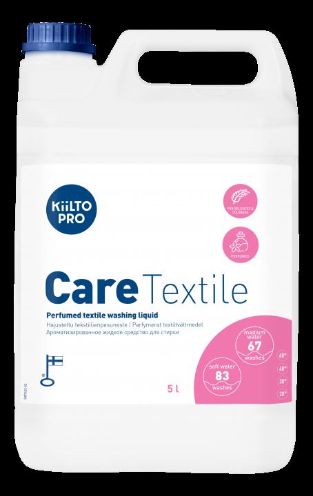 Kiilto Care vedel tekstiili pesuaine 5 l
