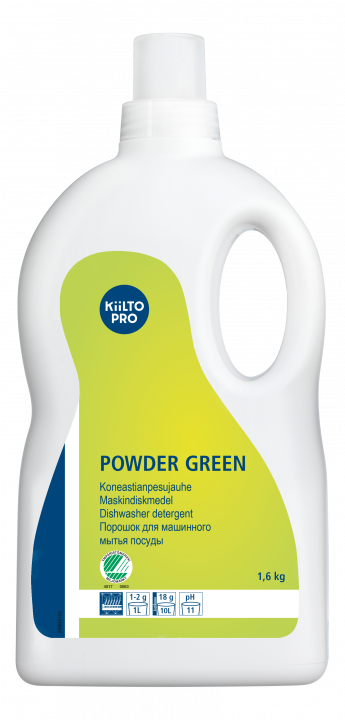 Kiilto Powder Green