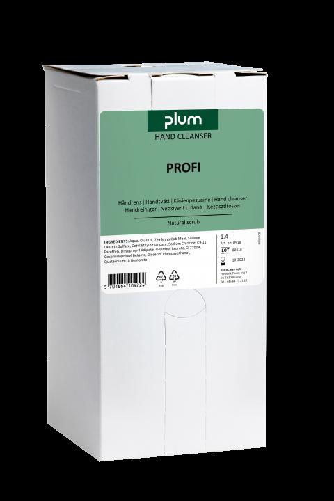 Plum Profi håndrens 1400 ml Bag-in-Box