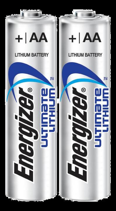 AA Lithium batterier