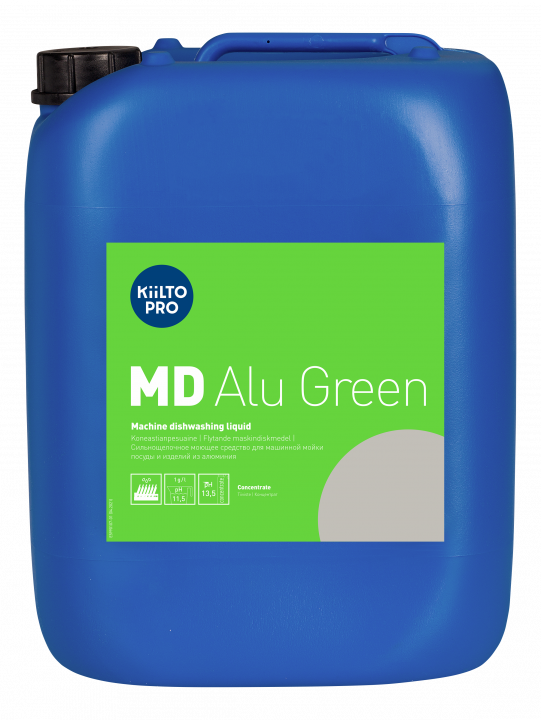 Kiilto MD Alu Green