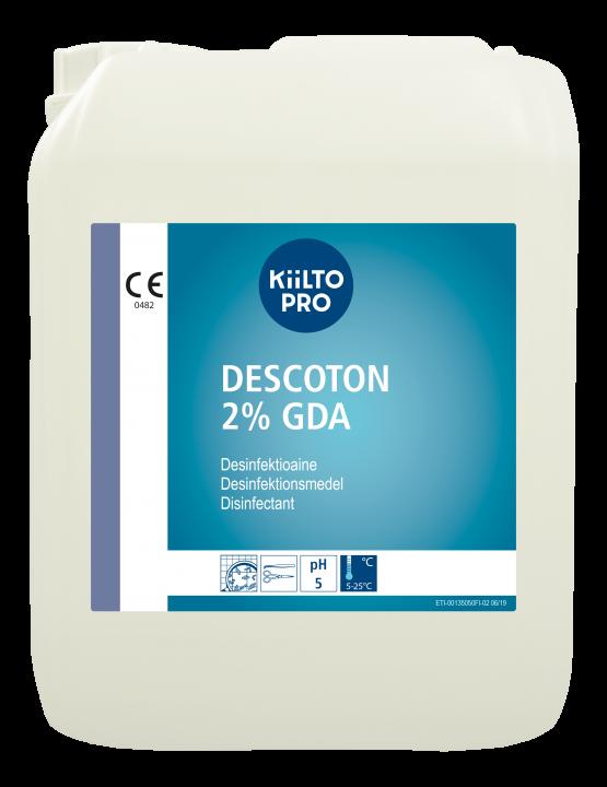 Descoton 2 % GDA