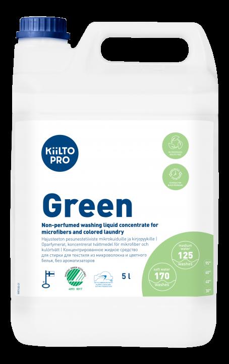Kiilto Green Liquid Textile Wash