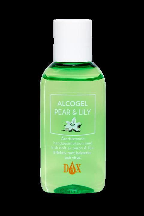 DAX Alcogel Pear & Lily