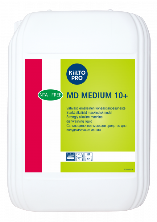 KIILTO MD MEDIUM 10+