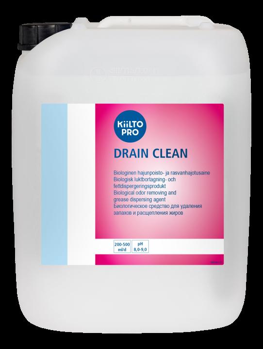 Kiilto Drain Clean