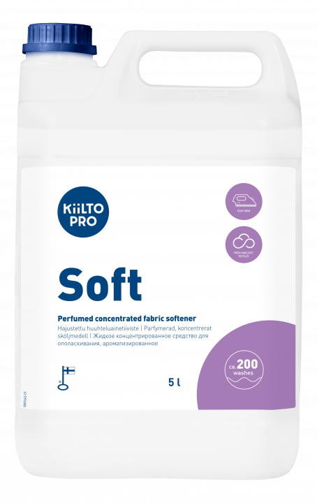 Kiilto Soft Fabric Softener