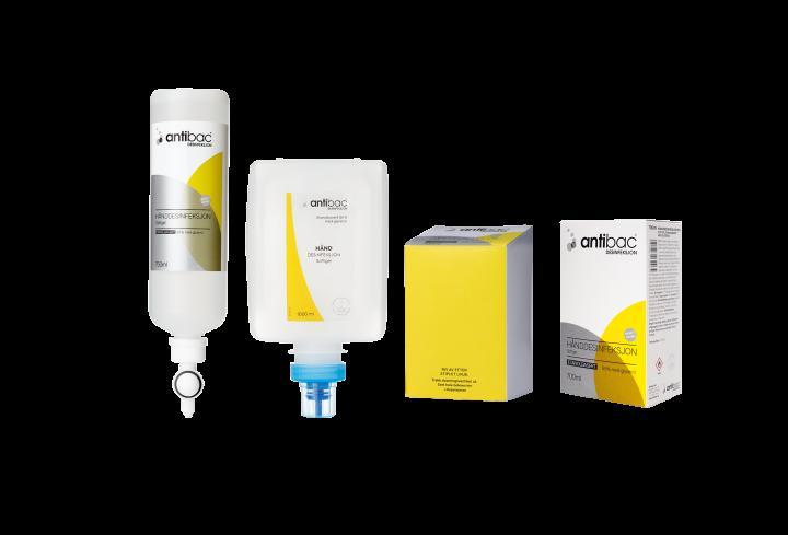Antibac® Hånddesinfeksjon 85% softgel