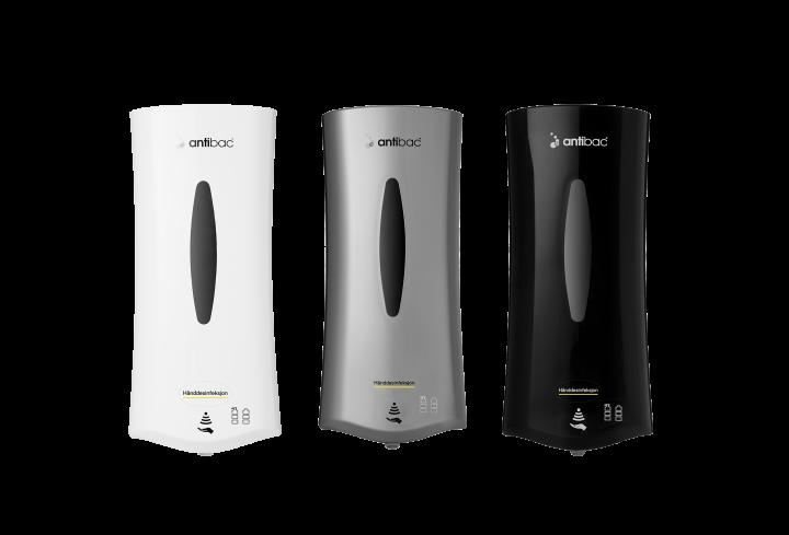 Antibac®  berøringsfri dispenser modell X SMART for 1000 ml