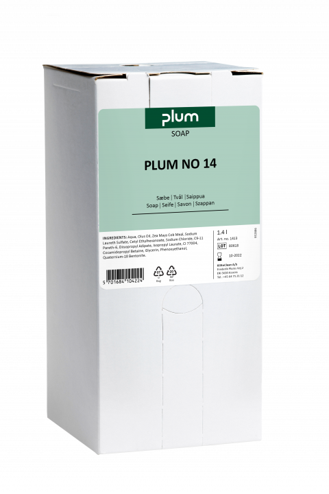 Plum No. 14 5 liter