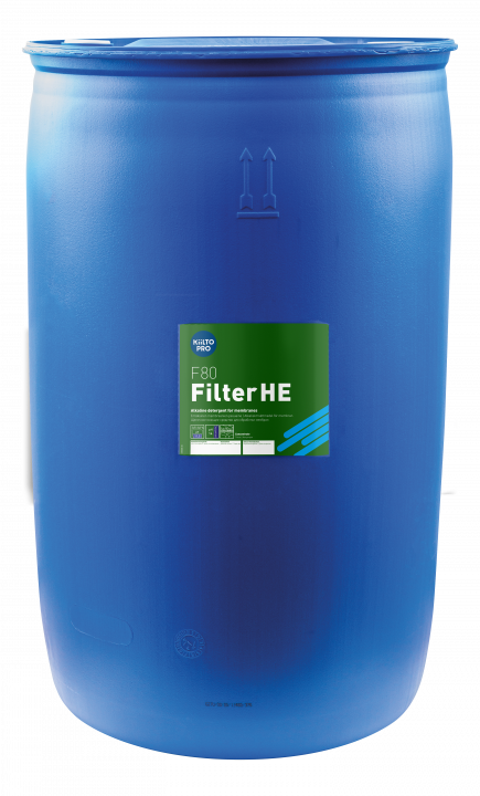 F 80 Filter HE
