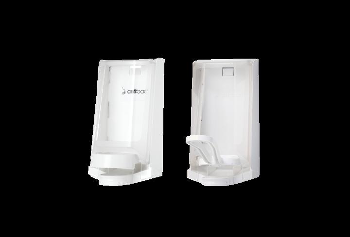 Antibac® manuell dispenser til softbag 700 ml
