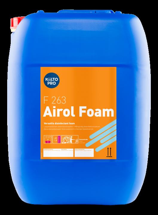 F 263 Airol Foam
