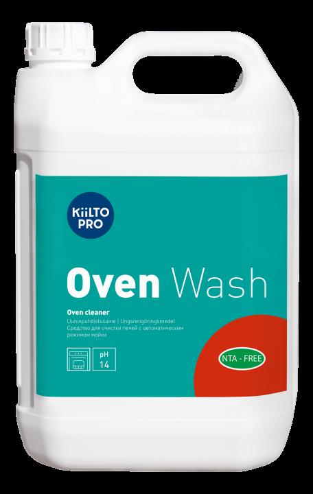 Kiilto Oven Wash