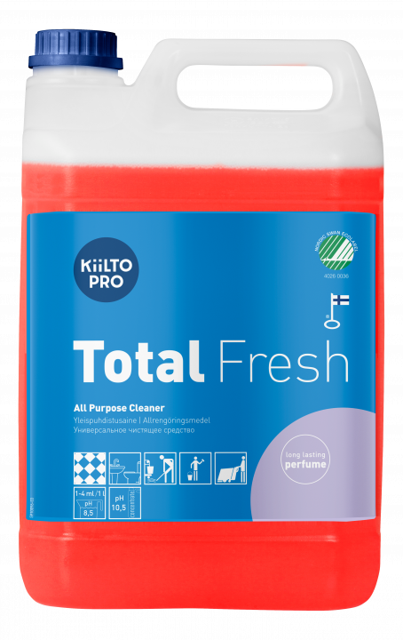 Kiilto Total Fresh